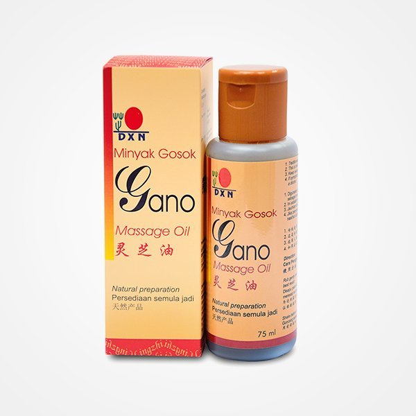 Gano Massage Oil 1